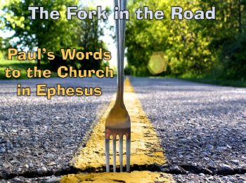 Fork in the Road 1