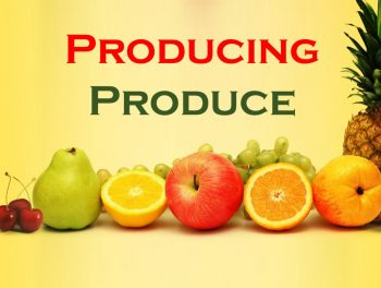 Producing Produce
